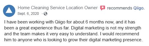Review of Qiigo